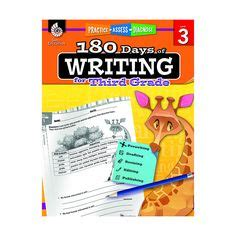 Write Every Day! Persuasive Writing Prompts 3rd Grade TpT